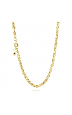 Miss Mimi Coffee Bean Silver Necklace 04-082760-02 product image