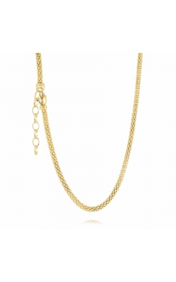 Miss Mimi Popcorn Silver Necklace 04-082989-02 product image
