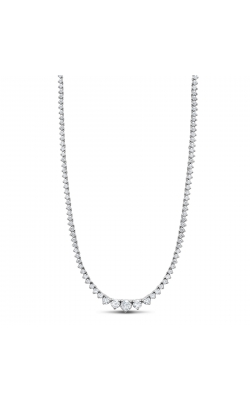 Miss Mimi CZ Silver Necklace 04-223218-01 product image