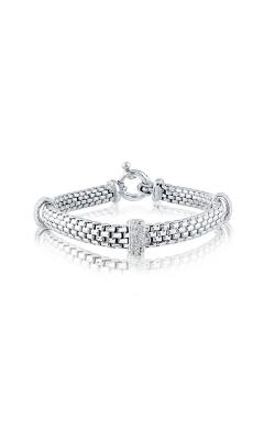 Miss Mimi Bar-Station Silver Bracelet 07-082027-01 product image