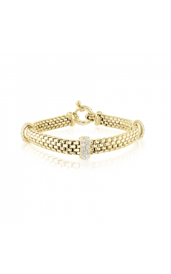 Miss Mimi Bar-Station Silver Bracelet 07-082027-02 product image