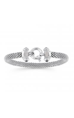 Miss Mimi Mesh Silver Bracelet 07-082514-01 product image
