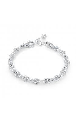 Miss Mimi Coffee Bean Silver Bracelet 07-082760-01 product image