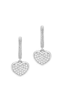 Miss Mimi Heart Drop Earring 13-021344 product image