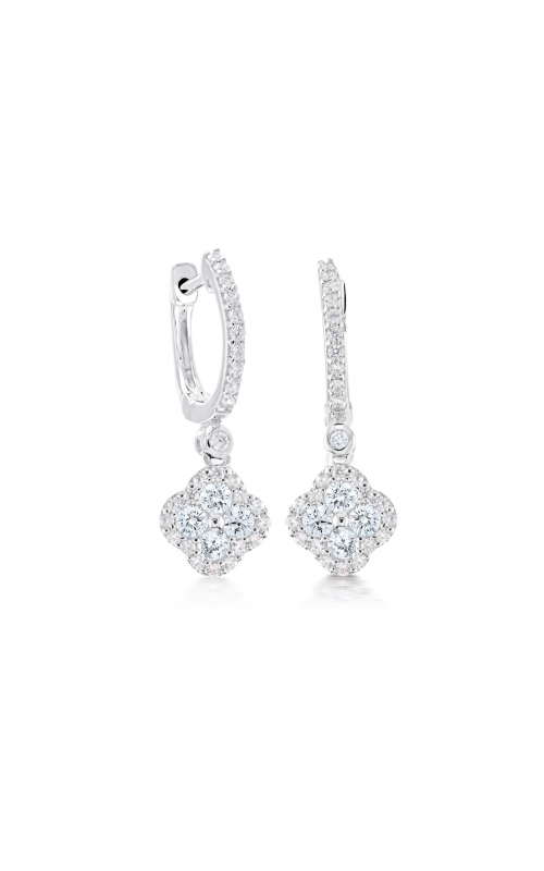 Miss Mimi Heritage Clover Drop Earrings 13-021485 product image