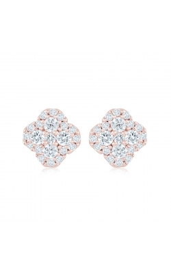 Miss Mimi Clover Silver Stud Earrings 13-021876-03 product image