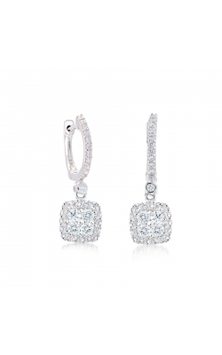 Miss Mimi Heritage Square Drop Earrings 13-022060 product image