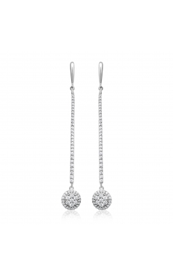 Miss Mimi Silver Long Drop Earring 13-022928 product image