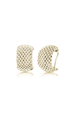 Miss Mimi Silver Mesh Earrings 13-081791-02 product image