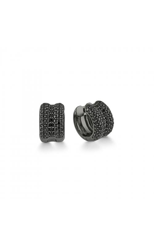 Miss Mimi CZ 8mm Huggie Earrings 13-142594-77 product image