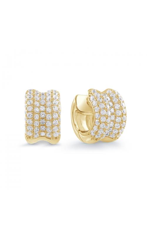 Miss Mimi CZ 10mm Huggie Earrings 13-142641-12 product image