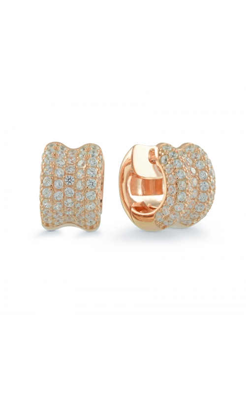 Miss Mimi CZ 10mm Huggie Earrings 13-142641-13 product image