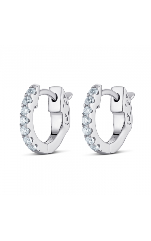 Miss Mimi CZ Mini Hoop Earrings 13-143642-01 product image