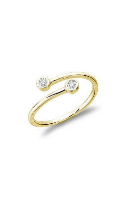 RNB Double Bezel Crossover Diamond Ring 02-04CX10Y product image