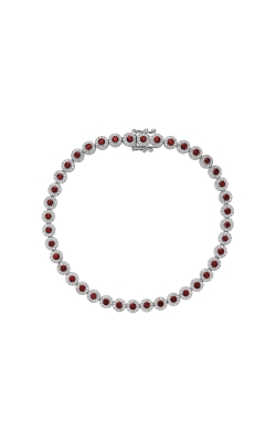 RNB Ruby and Diamond Bracelet 04-04MCRU product image
