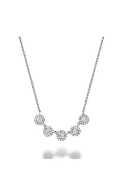 RNB Five Stone Diamond Necklace 08-045MC50 product image