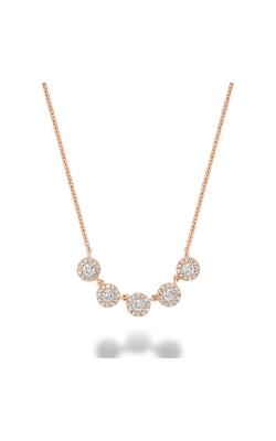 RNB Five Stone Diamond Necklace 08-045MC50R product image