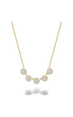 RNB Five Stone Diamond Necklace 08-045MC50Y product image