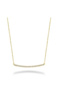 RNB Bar Diamond Necklace 08-04BAR25Y product image