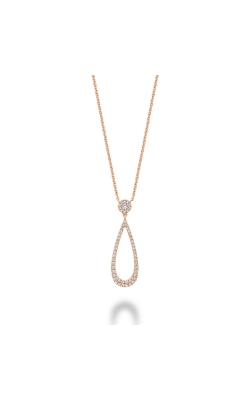 RNB Drop Diamond Necklace 08-04DD25R product image