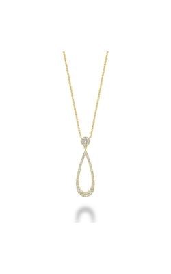 RNB Drop Diamond Necklace 08-04DD25Y product image