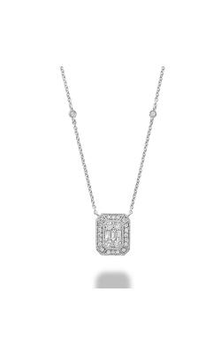 RNB Art Deco Diamond Necklace 08-04ECI50 product image