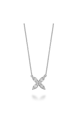RNB Marquise Flower Diamond Necklace 08-04MR20 product image
