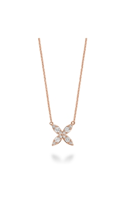 RNB Marquise Flower Diamond Necklace 08-04MR20R product image