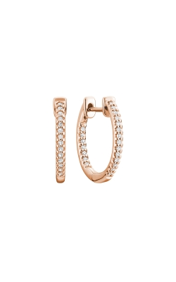 RNB Inside-Out Pave Diamond Hoop Earrings 13-040014R product image