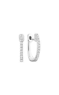 RNB Diamond Huggie Hoop Earrings 13-040080 product image