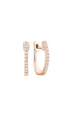 RNB Diamond Huggie Hoop Earrings 13-040080R product image