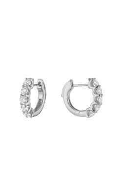 RNB Diamond Hoop Earrings 13-04UP100 product image