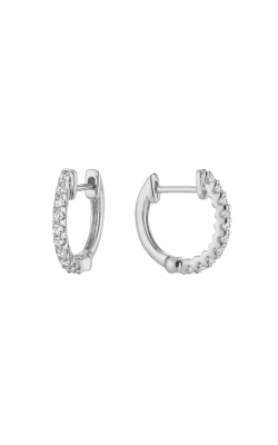 RNB Diamond Hoop Earrings 13-04UP25 product image