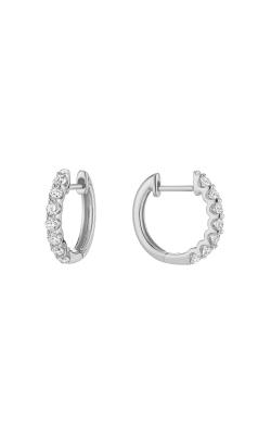 RNB Diamond Hoop Earrings 13-04UP50 product image