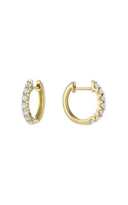 RNB Diamond Hoop Earrings 13-04UP50Y product image