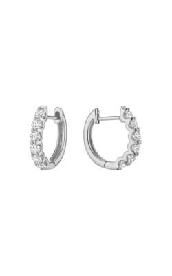RNB Diamond Hoop Earrings 13-04UP75 product image