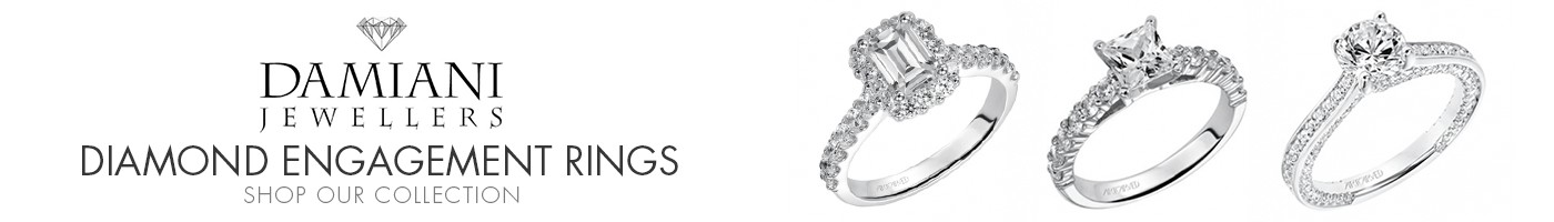 Diamond Engagement Rings at Damiani Jewellers
