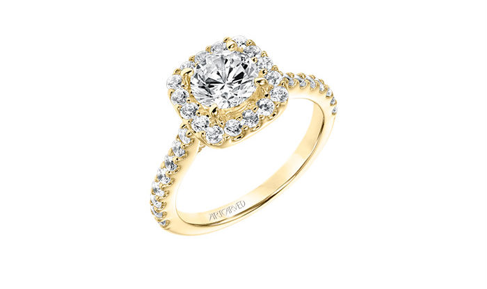 ArtCarved Classic Collection Engagement Rings