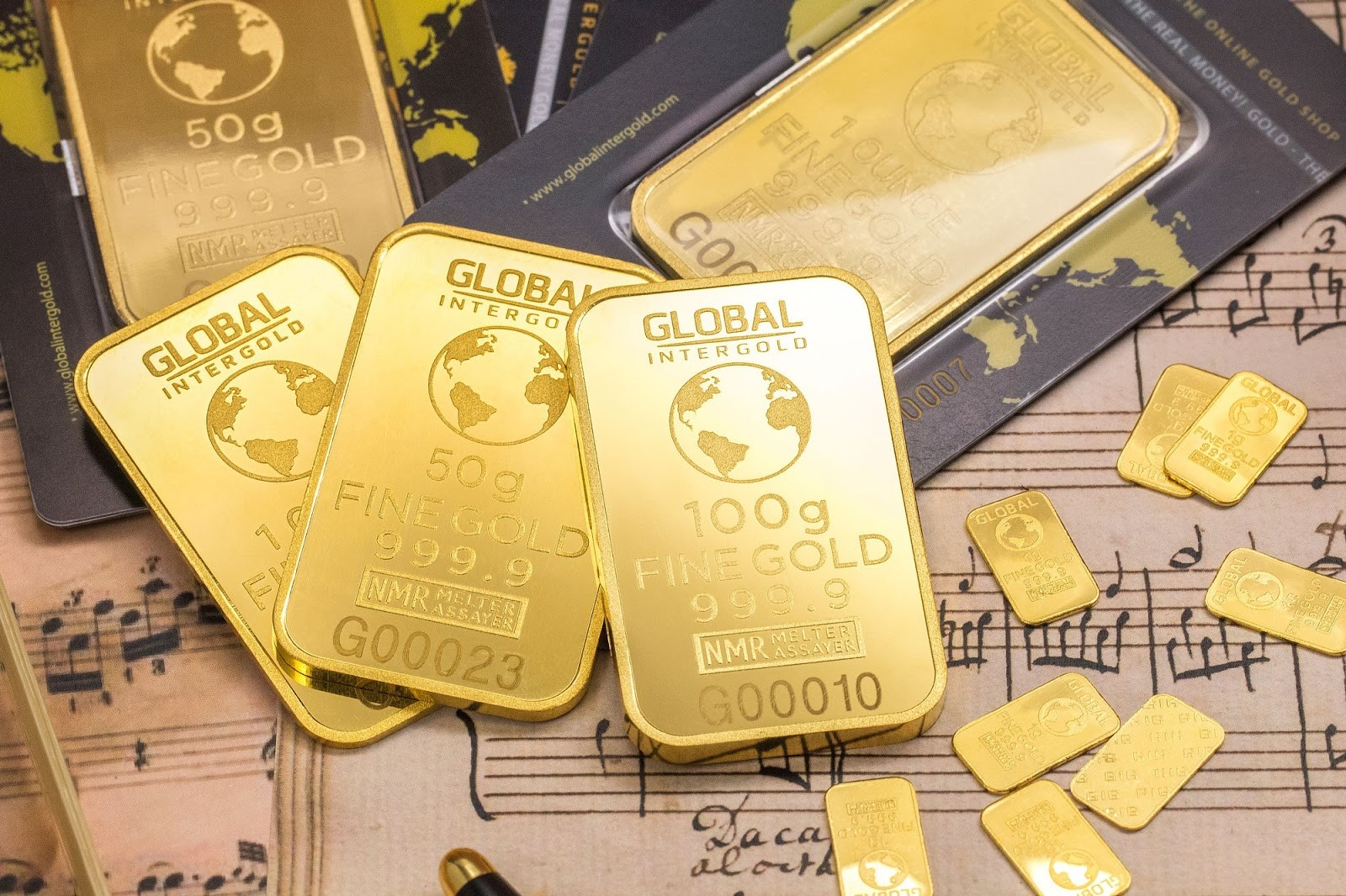 All Gold Everything: Our Top Picks for 2020