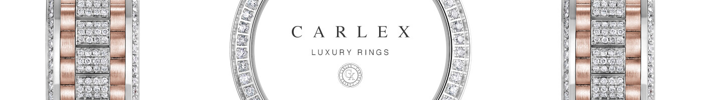 Spotlight On Carlex: Modern Luxury Rings For Him And Her
