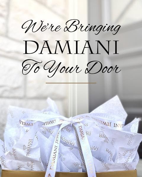 New Online Shopping Experience With Damiani Jewellers